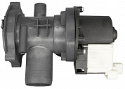 Помпа 089668 Plaset с улиткой для СМА Ariston/Indesit